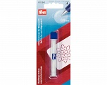 0.9 mm 6 pieces white refill for extrafine cartridge pencil. Brand PRYM, acs-867