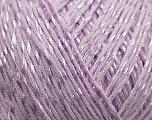 Fiber Content 70% Mercerised Cotton, 30% Viscose, Lilac, Brand KUKA, Yarn Thickness 2 Fine  Sport, Baby, fnt2-16810
