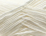 Fiber Content 100% Baby Acrylic, White, Brand ICE, Yarn Thickness 2 Fine  Sport, Baby, fnt2-22529