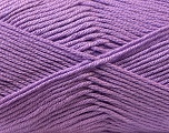 Fiber Content 100% Baby Acrylic, Lilac, Brand ICE, Yarn Thickness 2 Fine  Sport, Baby, fnt2-22537