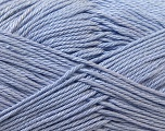 Fiber Content 100% Mercerised Cotton, Light Lilac, Brand ICE, Yarn Thickness 2 Fine  Sport, Baby, fnt2-23336