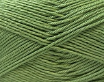 Fiber Content 100% Mercerised Cotton, Khaki, Brand ICE, Yarn Thickness 2 Fine  Sport, Baby, fnt2-23785