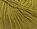 Fiber Content 100% Alpaca, Light Olive Green, Brand ICE, Yarn Thickness 2 Fine  Sport, Baby, fnt2-25436