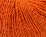 Fiber Content 100% Alpaca, Orange, Brand ICE, Yarn Thickness 2 Fine  Sport, Baby, fnt2-25444