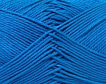 Fiber Content 100% Mercerised Cotton, Royal Blue, Brand ICE, Yarn Thickness 2 Fine  Sport, Baby, fnt2-32541