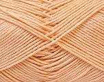 Fiber Content 100% Mercerised Cotton, Brand ICE, Dark Cream, Yarn Thickness 2 Fine  Sport, Baby, fnt2-32546