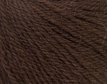 Fiber Content 100% Alpaca, Brand ICE, Brown, Yarn Thickness 2 Fine  Sport, Baby, fnt2-33113