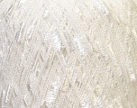 Trellis  Fiber Content 100% Polyester, White, Brand ICE, Yarn Thickness 5 Bulky  Chunky, Craft, Rug, fnt2-34021