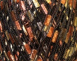 Trellis  Fiber Content 100% Polyester, Yellow, Orange, Brand ICE, Cream, Camel, Yarn Thickness 5 Bulky  Chunky, Craft, Rug, fnt2-34029