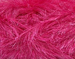 Fiber Content 80% Polyester, 20% Lurex, Pink, Brand ICE, Yarn Thickness 5 Bulky  Chunky, Craft, Rug, fnt2-37322