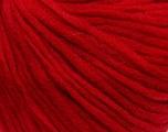 Fiber Content 78% Merino Extrafine, 22% Polyamide, Red, Brand ICE, fnt2-37502