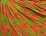 Fiber Content 100% Polyamide, Neon Pink, Neon Green, Brand ICE, fnt2-37511