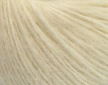 Fiber Content 60% Royal Baby Alpaca, 30% Nylon, 10% Merino Wool, Brand ICE, Cream, Yarn Thickness 3 Light  DK, Light, Worsted, fnt2-38119