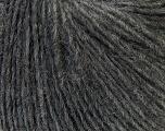 Fiber Content 50% Merino Wool, 25% Acrylic, 25% Alpaca, Brand ICE, Dark Grey, fnt2-38132