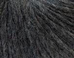 Fiber Content 30% Baby Alpaca, 25% Merino Wool, 25% Yak, 20% Nylon, Brand ICE, Dark Grey, fnt2-38161
