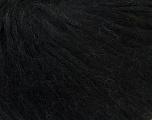 Fiber Content 70% Royal Baby Alpaca, 20% Nylon, 10% Merino Wool, Brand ICE, Anthracite Black, fnt2-38175