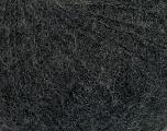 Fiber Content 60% Nylon, 30% Baby Alpaca, 10% Merino Wool, Brand ICE, Dark Grey, fnt2-38197