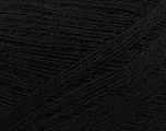 Fiber Content 50% Baby Alpaca, 50% Silk, Brand ICE, Black, fnt2-38288