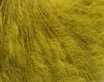 Composition 60% Mohair, 38% Polyamide, 2% Élasthanne, Brand ICE, Green, fnt2-38297