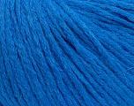 Fiber Content 53% Wool, 36% Angora, 11% Polyamide, Brand ICE, Blue, fnt2-38319
