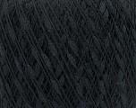 Fiber Content 80% Cotton, 20% Nylon, Brand ICE, Black, fnt2-38390