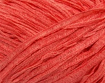 Fiber Content 80% Cotton, 20% Polyamide, Salmon, Brand ICE, Yarn Thickness 4 Medium  Worsted, Afghan, Aran, fnt2-38494