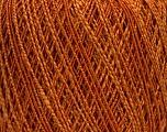 Fiber Content 41% Viscose, 41% Linen, 18% Polyamide, Orange, Brand ICE, fnt2-38516