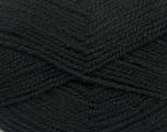 Fiber Content 100% Acrylic, Brand ICE, Black, fnt2-38556