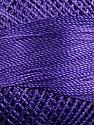 Fiber Content 100% Micro Fiber, Brand YarnArt, Purple, Yarn Thickness 0 Lace  Fingering Crochet Thread, fnt2-17327
