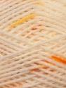 Fiber Content 100% Baby Acrylic, Yellow, Orange, Brand ICE, Cream, Brown, Yarn Thickness 2 Fine  Sport, Baby, fnt2-23503