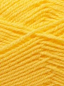Fiber Content 100% Baby Acrylic, Brand ICE, Baby Yellow, Yarn Thickness 2 Fine  Sport, Baby, fnt2-24526