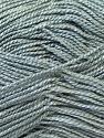 Fiber Content 100% Acrylic, Brand ICE, Grey, Yarn Thickness 1 SuperFine  Sock, Fingering, Baby, fnt2-24588