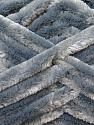 Fiber Content 100% Micro Fiber, Brand ICE, Grey, Yarn Thickness 5 Bulky  Chunky, Craft, Rug, fnt2-25058
