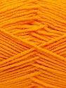 Fiber Content 45% Wool, 45% Bamboo, 10% Acrylic, Brand ICE, Dark Yellow, Yarn Thickness 3 Light  DK, Light, Worsted, fnt2-25983