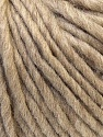 Fiber Content 100% Wool, Brand ICE, Camel Brown, Yarn Thickness 5 Bulky  Chunky, Craft, Rug, fnt2-25994