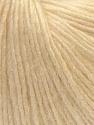 Fiber Content 48% Merino Wool, 27% Acrylic, 25% Polyamide, Brand ICE, Cream, Yarn Thickness 2 Fine  Sport, Baby, fnt2-26132
