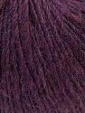 Fiber Content 48% Merino Wool, 27% Acrylic, 25% Polyamide, Purple, Brand ICE, Yarn Thickness 2 Fine  Sport, Baby, fnt2-26145