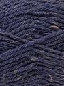 Fiber Content 70% Acrylic, 20% Wool, 10% Linen, Purple, Brand ICE, Yarn Thickness 4 Medium  Worsted, Afghan, Aran, fnt2-32444