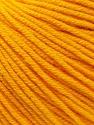 Fiber Content 60% Cotton, 40% Acrylic, Yellow, Brand ICE, Yarn Thickness 2 Fine  Sport, Baby, fnt2-32559