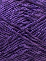 Fiber Content 50% Cotton, 50% Polyester, Purple, Brand ICE, Yarn Thickness 2 Fine  Sport, Baby, fnt2-33047