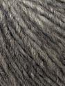 Fiber Content 50% Merino Wool, 25% Acrylic, 25% Alpaca, Brand ICE, Grey, Yarn Thickness 5 Bulky  Chunky, Craft, Rug, fnt2-33760