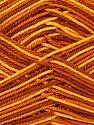Fiber Content 100% Mercerised Cotton, Yellow, Brand ICE, Brown Shades, Yarn Thickness 2 Fine  Sport, Baby, fnt2-34753