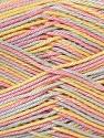 Fiber Content 100% Mercerised Cotton, Yellow, Pink, Brand ICE, Blue, Yarn Thickness 2 Fine  Sport, Baby, fnt2-34765