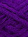 Fiber Content 75% Acrylic, 15% Wool, 10% Polyamide, Purple, Brand ICE, Yarn Thickness 6 SuperBulky  Bulky, Roving, fnt2-35188