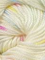 Fiber Content 60% Premium Acrylic, 40% Merino Wool, Yellow, Pink, Brand ICE, Cream, Blue, Yarn Thickness 2 Fine  Sport, Baby, fnt2-35576