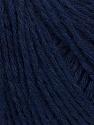 Fiber Content 50% Wool, 50% Acrylic, Brand ICE, Dark Purple, Yarn Thickness 3 Light  DK, Light, Worsted, fnt2-36050