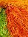 Fiber Content 100% Polyester, Yellow, Orange, Brand ICE, Green, Yarn Thickness 4 Medium  Worsted, Afghan, Aran, fnt2-36116