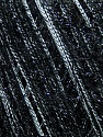 Fiber Content 65% Polyester, 35% Metallic Lurex, Brand ICE, Grey, Black, Yarn Thickness 4 Medium  Worsted, Afghan, Aran, fnt2-36167