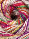 Fiber Content 70% Acrylic, 5% Lurex, 25% Angora, Red, Purple, Orange, Brand ICE, Cream, Yarn Thickness 2 Fine  Sport, Baby, fnt2-36291