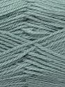 Fiber Content 70% Premium Acrylic, 30% Wool, Brand ICE, Grey, Yarn Thickness 3 Light  DK, Light, Worsted, fnt2-36319